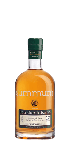 Summum 12 YO Run Dominicano Malt Whisky Cask Finish