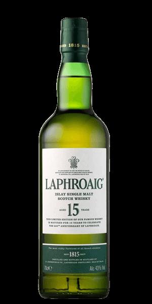 Laphroaig 15 Year Old (200th Anniversary Edition)