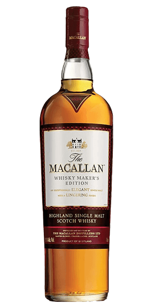 The Macallan Whisky Maker's Edition