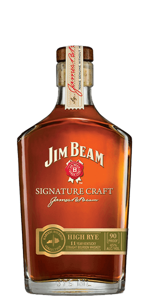 Jim Beam High Rye 11 Year Old Kentucky Straight Bourbon