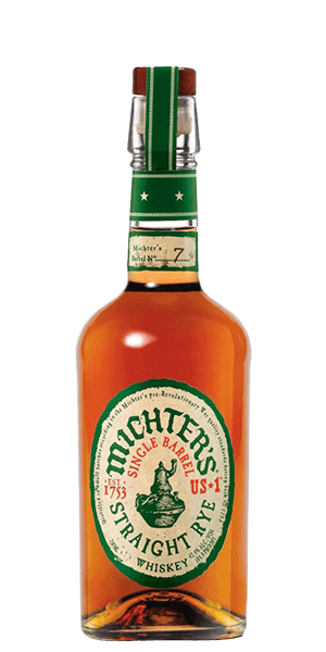 Michter's US*1 Straight Rye Whiskey