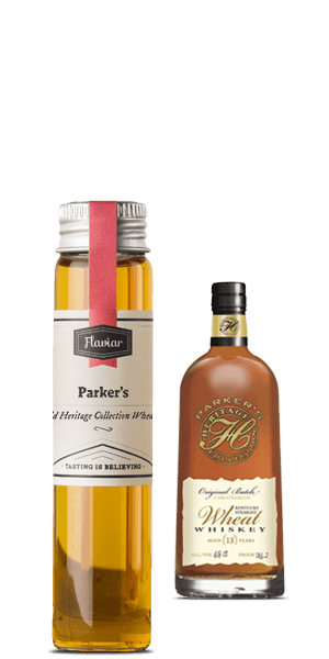 Parker's 13 Year Old Heritage Collection Wheat Whiskey (Tasting sample)
