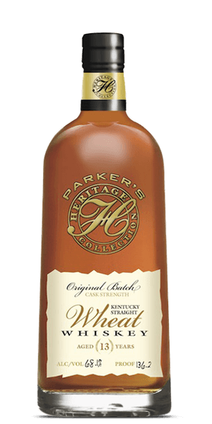 Parker's 13 Year Old Heritage Collection Wheat Whiskey