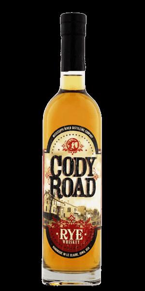 MDRC Cody Road Rye Whiskey