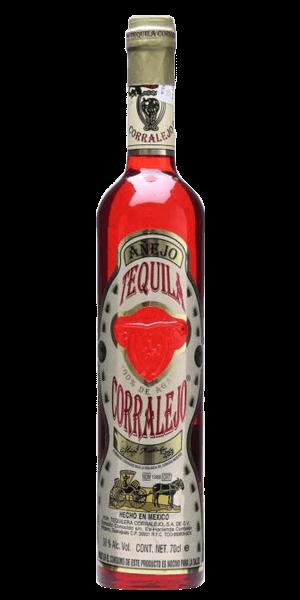 Corralejo Tequila Anejo