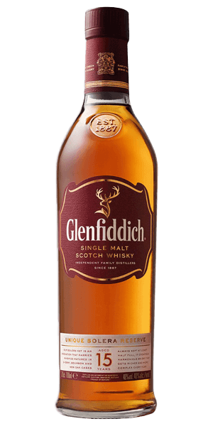 Glenfiddich 15 Year Old Solera Reserve