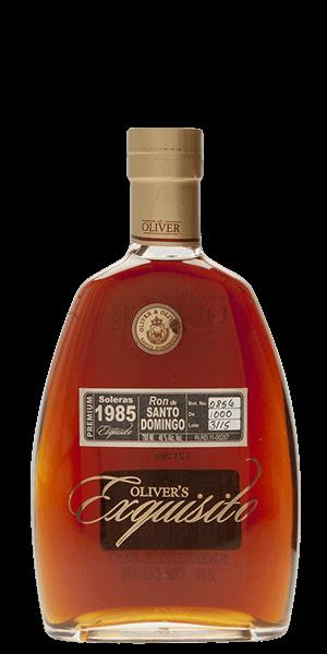 Oliver's Exquisito 1985 Vintage Solera Rum