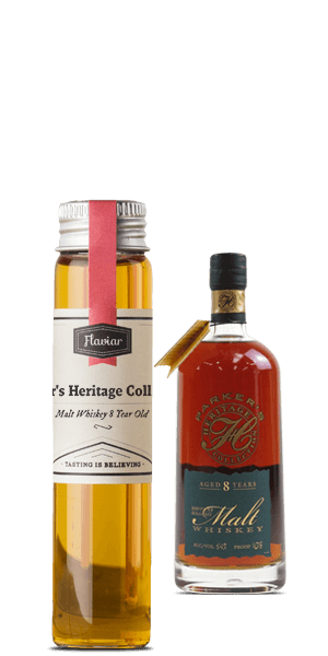 Parker's 8 Year Old Heritage Collection Malt Whiskey (Tasting sample)