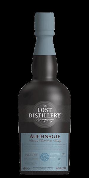 Auchnagie The Lost Distillery Co.